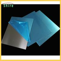 Best Blue Color PE Protection Film For Stainless Steel Sheet Blue PE Protection Film wholesale