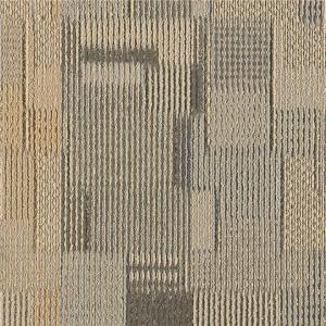 Best Solution Dyed Method Nylon Carpet Tiles With Pvc Backing Modern Design wholesale
