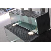 China Safety Insulated Door Glass , Commercial Insulated Glass Anti Condensation on sale