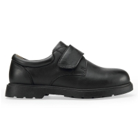 China Janbal Children'S Leather School Shoes for sale