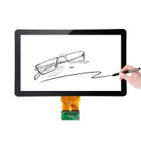 Best 24 Inch Projected Capacitive Multi Touch Screen Panel Kit Waterproof For LCD Monitor wholesale