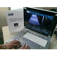 Best PC Based B / W Portable Ultrasound Scanner 15 inch Laptop Screen Only 5kgs Weight Convenient to Carry wholesale