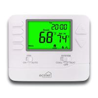 Buy cheap Air Conditioning Room Seven Day Programmable Thermostat For Low Voltage 24V from wholesalers