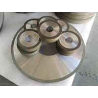 Best PCD Resin Bonded Diamond Grinding Wheels For Edge Grinding Machine High Precision wholesale