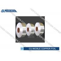 Best Copper Nickel Alloy Foils For Sea Water System Components Resistant wholesale