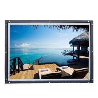 Best Advertising Player Open Frame Lcd Screen , Infrared Multi Touch Screen Lcd Monitor wholesale