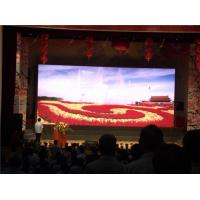 Best P3.91 Indoor Full Color LED Display Horizontal / Vertical 140 Degree Viewing Angle wholesale