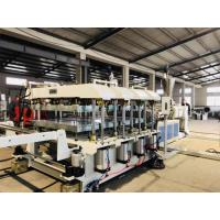 Best Construction PVC Foam Board Extrusion Line 3 - 30mm Product Thickness 600kg/H Max Capacity wholesale