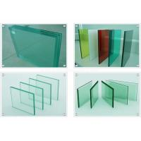 Best Float Laminated Safety Glass 6.38 Mm-42.3 Mm Thickness Air / Argon Insulating wholesale