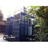 Best 2000kgs Operator Cab Construction Material Hoists Dual Cage SC200 / 200 wholesale