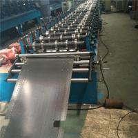 Best Galvanized Automatic Roll Forming MachineThickness 0.8mm Fit Supermarket Display wholesale