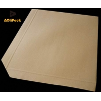China 2500kg Recyclable Kraft Transport Packaging Anti Slip Pallet Paper for sale