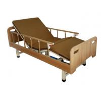 Best Electric Home Care Adjustable Bed For Patients With Wooden Head / Foot Board wholesale