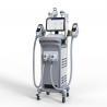 1-50j/Cm2 Rf Energy 5 Handles Cryolipolysis Fat Freeze Slimming Machine for sale