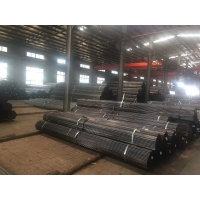 Best 0.3mm 4m Black Welded Steel Pipe For Lightweight Vehicles wholesale