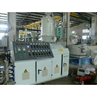 Best PP PE Thick Board Extrusion Line Extrusion Machine Single Screw Type wholesale