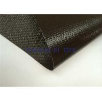 Quality Different Colors Silicone Coated Fiberglass Fabric , Silicone Coated Lightweight Fiberglass Cloth wholesale