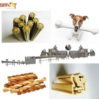 Buy cheap 2020 Hot Sales Pet Chews Dog Food Treats Making Machine/Dog Treats Extruder from wholesalers