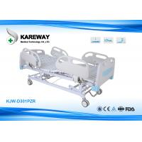 Best Three Functions Electric Care Hospital Bed Cold Steel Plate Central Locking wholesale