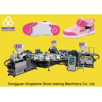 Kids Sports Shoe Sole Injection Molding Machine, TPR Sole Moulding Machine for sale