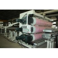 Buy cheap High Performance 3000mm HDPE Geomembrane Waterproof Sheet Extrusion Line from wholesalers
