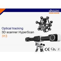 Buy cheap 205,000 Measure / S High Accurary Optical Tracking Handheld 3D Scanning Equipment from wholesalers