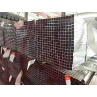 Best ASTM Galvanized Square Tube / Galvanized Steel Pipe For Greenhouse wholesale
