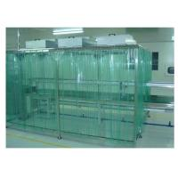 Buy cheap EBM Fan Pharma Clean Room Booth Anti - Static Dust Proof Curtain from wholesalers