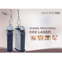 Buy cheap High Quality 40W RF Metal Tube CO2 Fractional Laser Machine With 3 Operation from wholesalers
