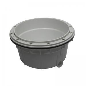Best Stainless Steel O Ring EMC 280mm LED Pool Light Housing wholesale
