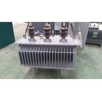 Low Noise Amorphous Alloy Transformer SH15 Sealed Oil Immersed Power Transformer