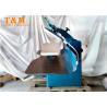 "Best Dryclean Steam Garment Press , 47"" Pant Legs Japan Dark Bule Automatic Iron Press wholesale"