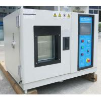 Best Desktop Temperature Humidity Environmental Test Chamber With French Tecumseh Compressor wholesale