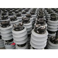 Quality Professional Electrical Porcelain Insulators With CE / SGS Certificate wholesale