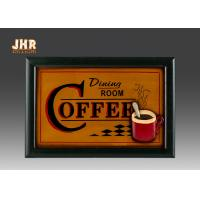 Best Coffee House Wall Decor Antique Wooden Wall Signs Decorative Wall Plaques Home Decor wholesale