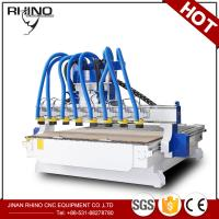 Best 8 Heads Woodworking CNC Router Machine 380V 3 Phase Type CE Approval wholesale