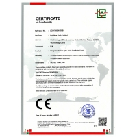 Goldture Tech Limited Certifications