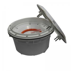 Best Underwater PC Body 160mm LED Pool Light Housing wholesale