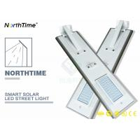 Buy cheap 6000K CCT Aluminum Alloy Integrated LED Street Light With High Lumens from wholesalers