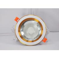 Best 6 Inch LED Recessed Downlight Round Shape Anti Glare Design With Good Heat Sink wholesale