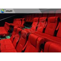 Best Film Projector 3D Cinema System With Plastic Cloth Cover Chair 100 People wholesale