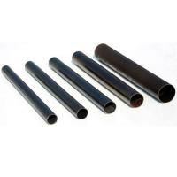 Best Fire Protection High Precision Steel Tube , Black Welded Round Steel Pipe wholesale