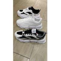 China White Soft 255mm Mens Sports Running Shoes for sale