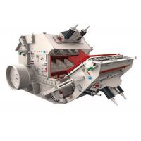 Best Horizontal Secondary Hard Stone Impact Crusher 1250mm Rotor With folding top wholesale