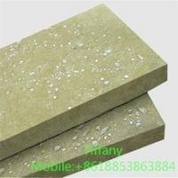 China Waterproof Rock Wool Cheap Price Fireproof Insulation Board 150kg/m3 on sale