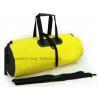 Best 30L 500D Tapaulin Waterproof Duffel Bag Tear Resistant OEM / ODM For Men wholesale