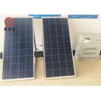 Best Durable 500W Off Grid Solar System With Polycrystalline Framed Solar Panel wholesale