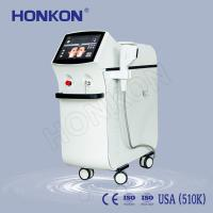 Buy cheap HONKON Salon Use Body Lifting Skin Care Wrinkle Removal HIFU Machine Beauty Machine from wholesalers