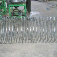 Quality Professional High Security Stainless Steel Razor Wire Ultra Durable BTO-30 BTO-65 wholesale