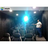 Best Electic Simulator System Mobile 5D Theater equipment With 2 Years Warranty wholesale